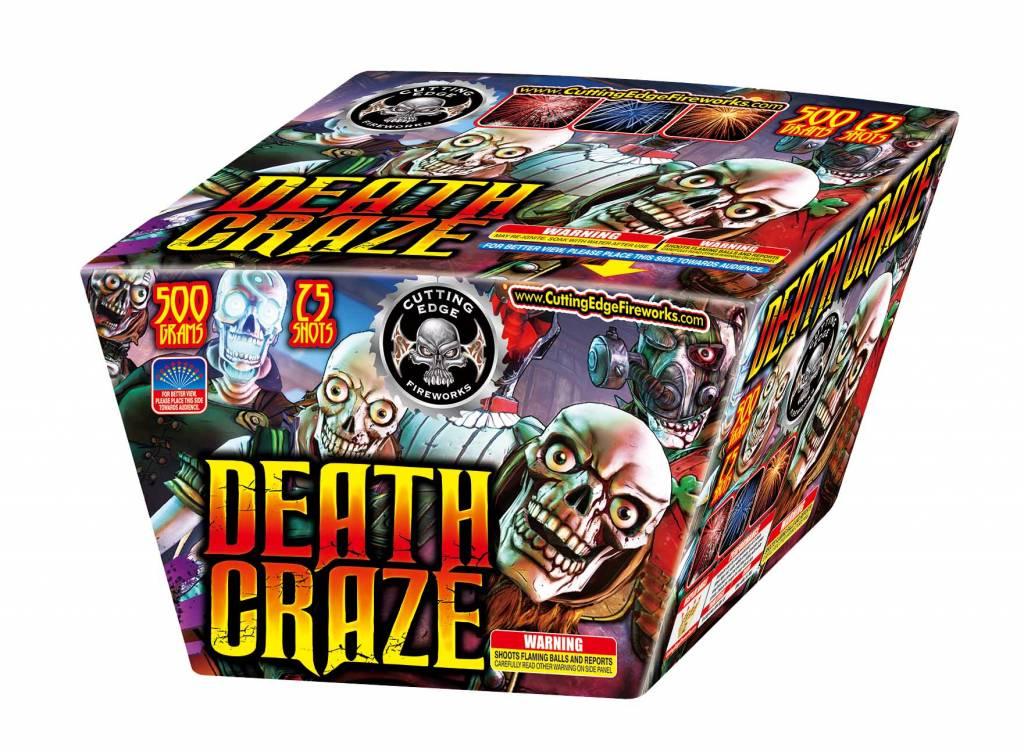 Death Craze - Case 4/1