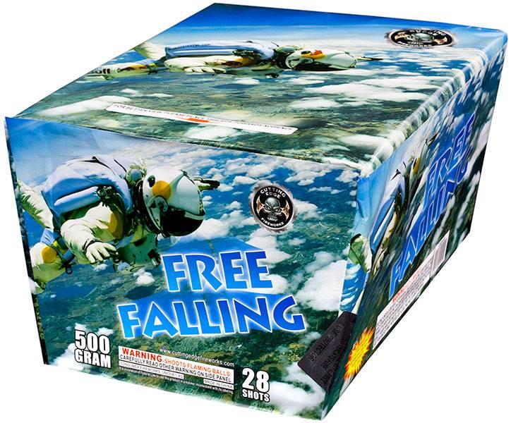 Free Falling - Case 4/1