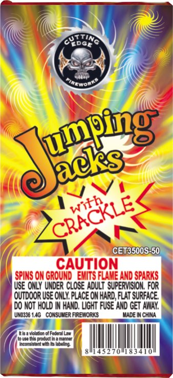 Jumping Jack - Case 20/12/50