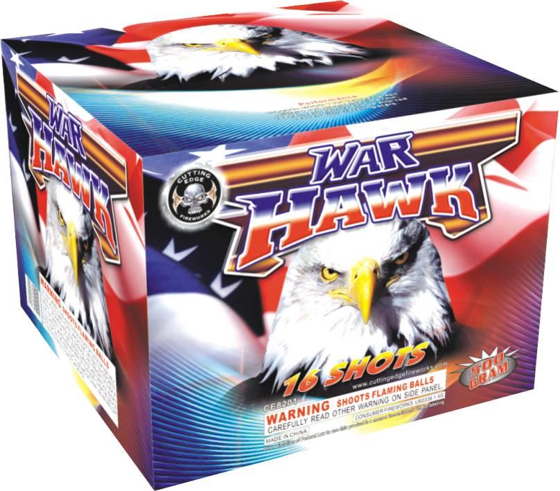 War Hawk  - Case 4/1