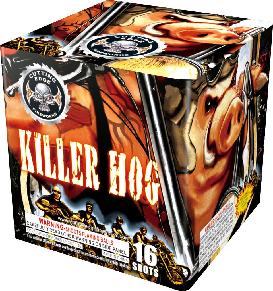 Killer Hog - Case 12/1