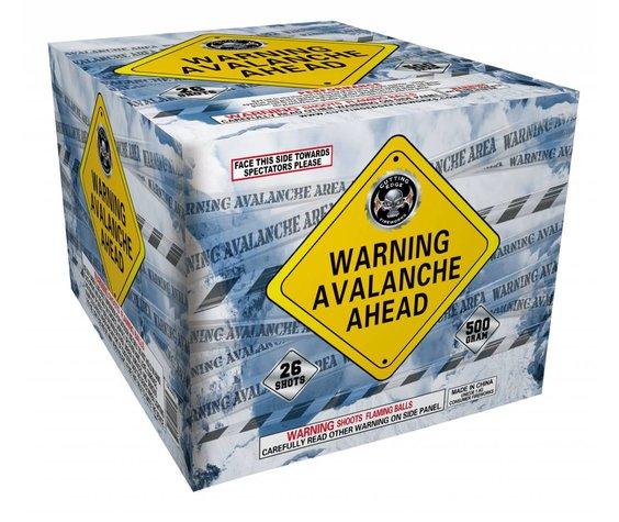 Warning Avalanche Ahead