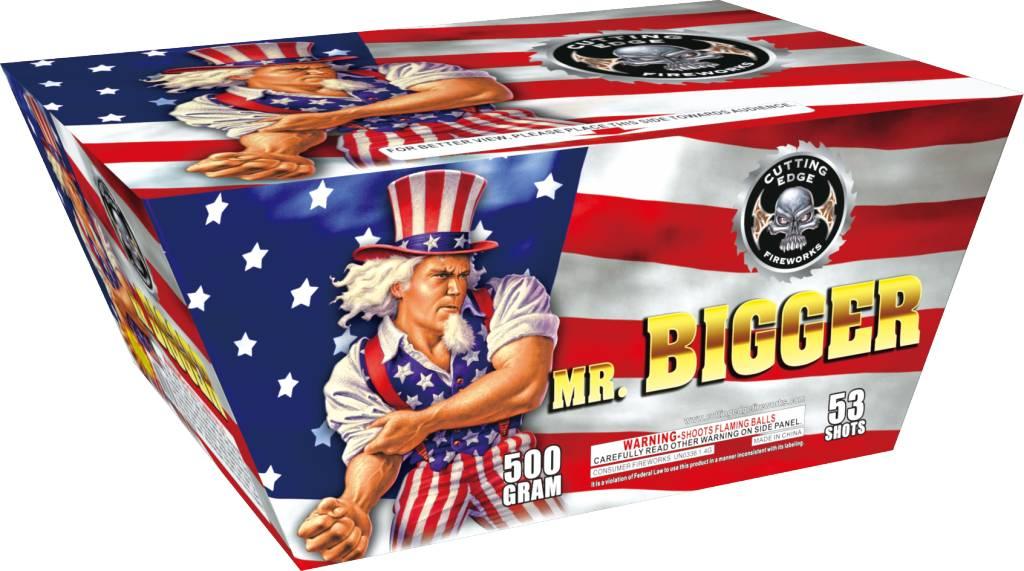 Mr. Bigger