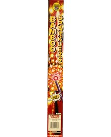Gold Sparklers 20'', WC - Box 12/1