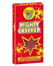 Mighty Cracker, WC - Box 100/1