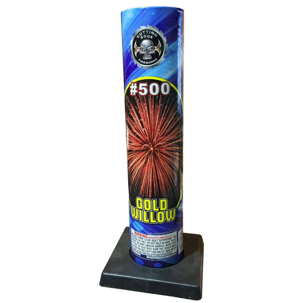 Cutting Edge Gold Willow #500 Tube, CE