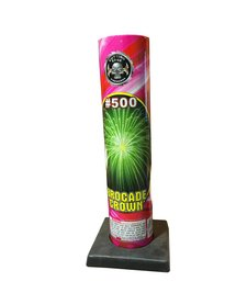 Brocade Crown #500 Tube, CE