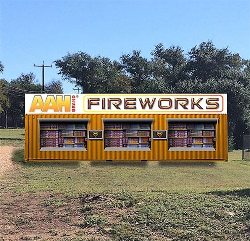 Aah Fireworks Foster Rd San Antonio Aah Fireworks