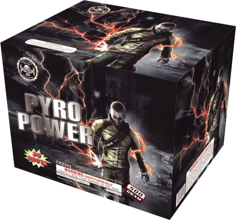 Pyro Power - Case 4/1