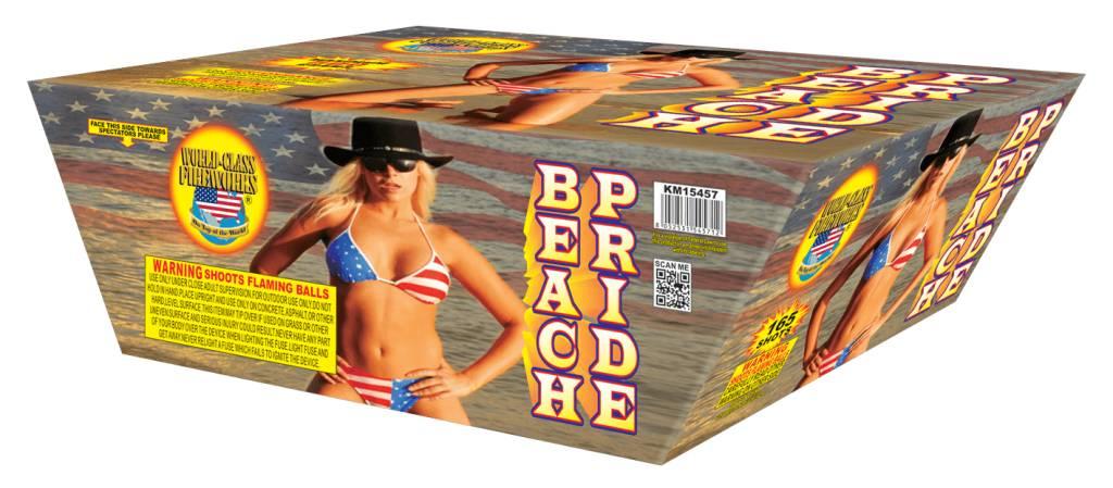 World Class Beach Pride - Case 2/1