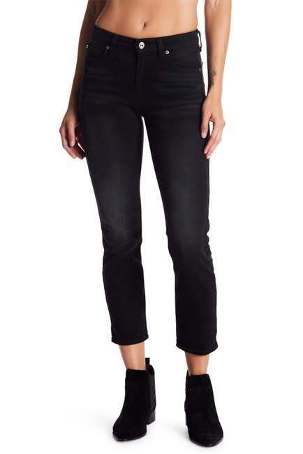 7 For All Mankind 7 For All Mankind karah crop
