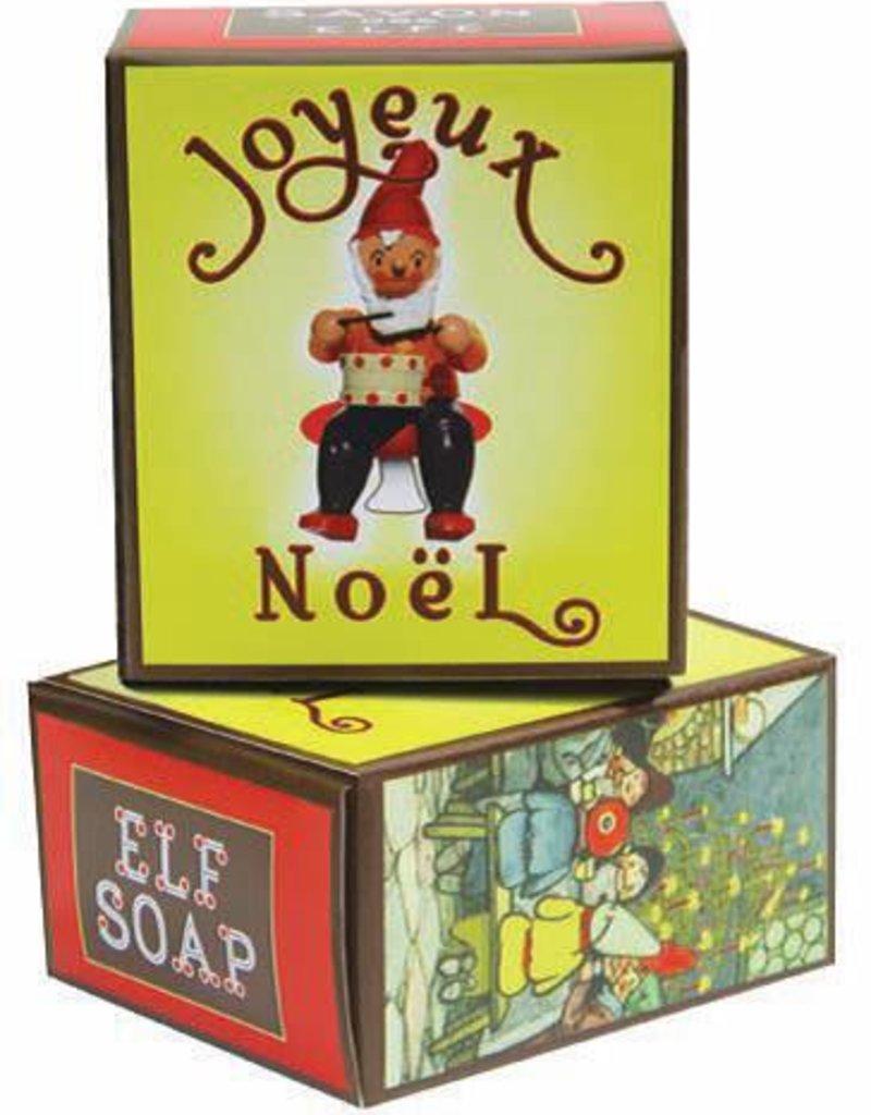 joyeux noel soap