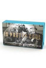 Somerset for the man triple milled soap