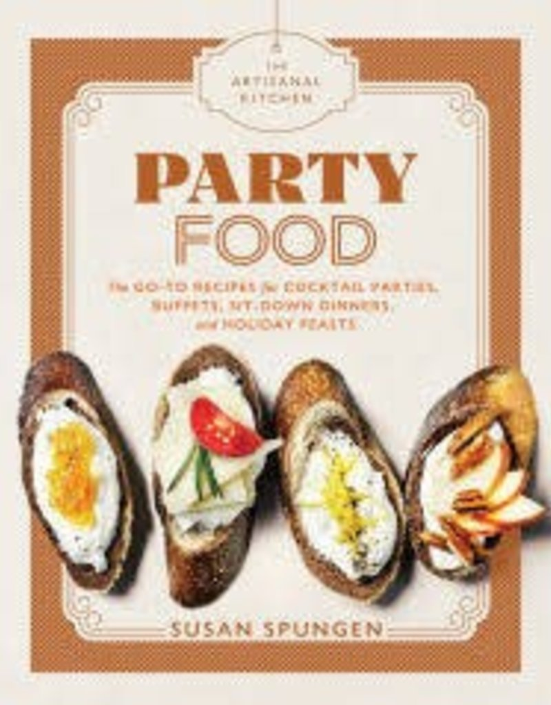 Artisinal Kitchen party food