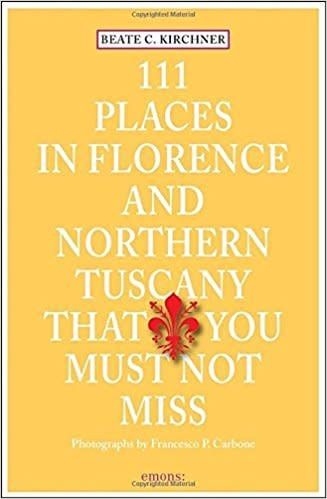 NBN 111 Places in Florence & Tuscany