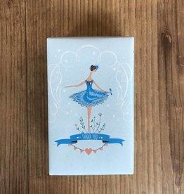 4 oz organic ballerina soap