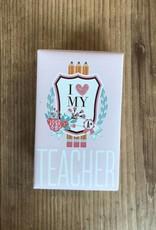 4 oz organic teacher soap