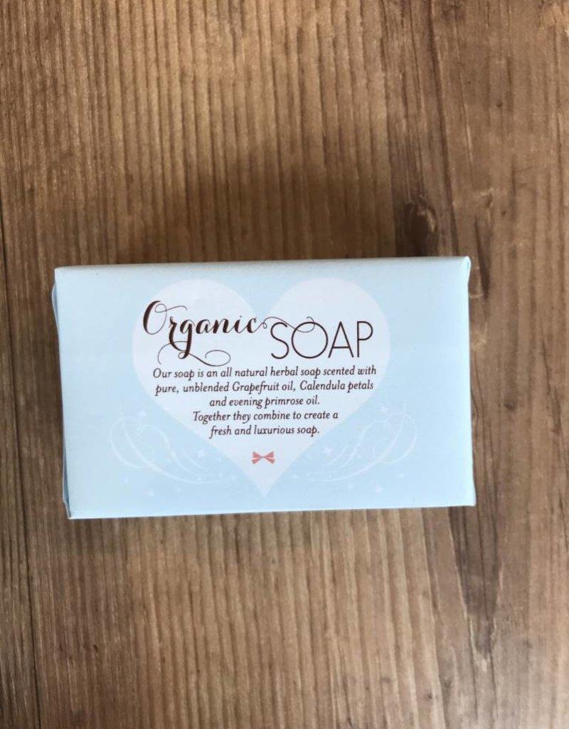4 oz organic unicorn soap