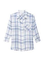 Rails charli plaid button down shirt