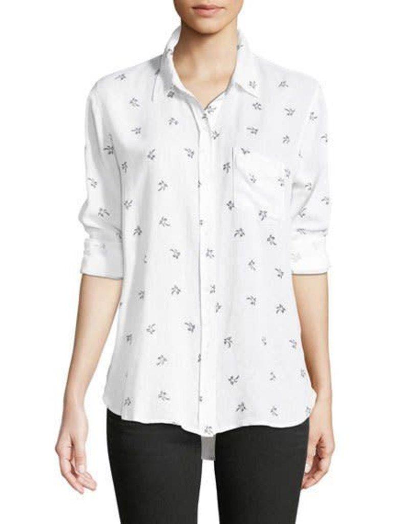 Rails charli palms button down shirt