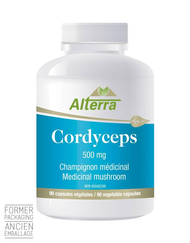 Cordyceps 500 mg