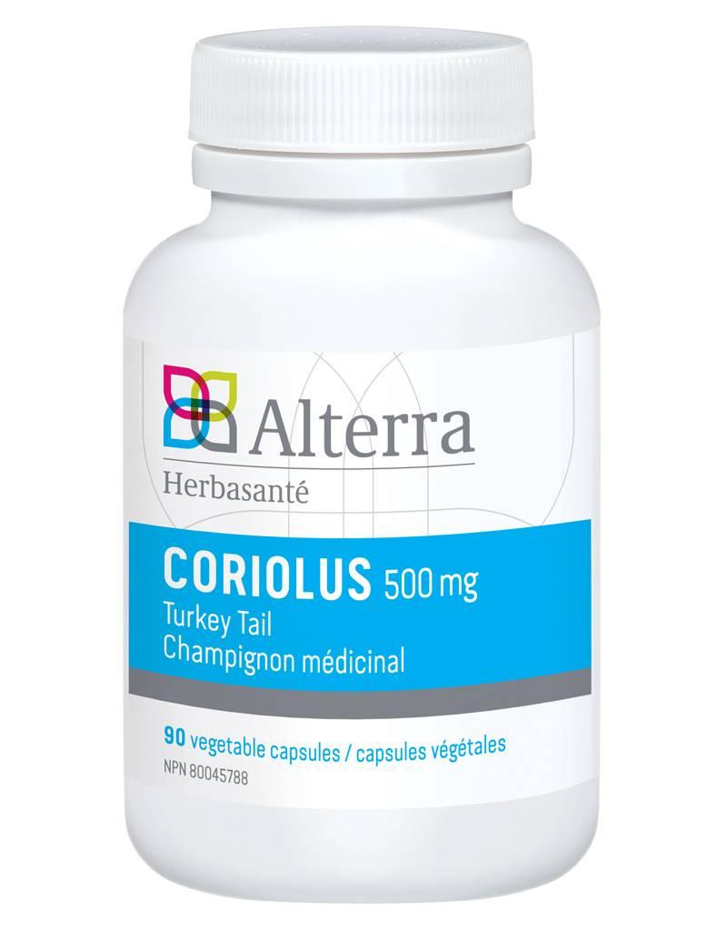 Coriolus 500 mg