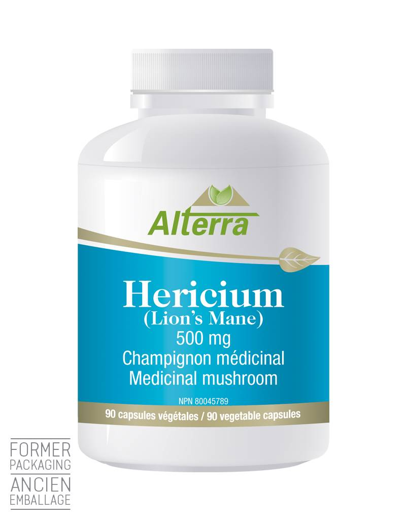Hericium 500 mg