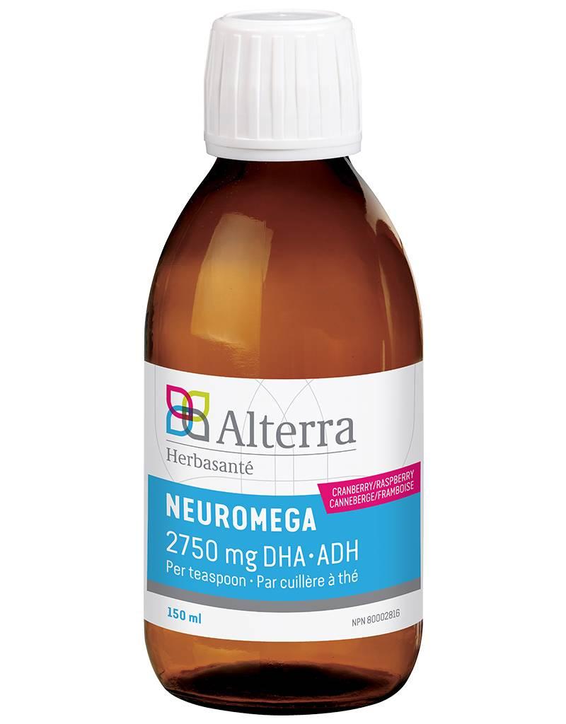 Neuromega - canneberges et framboises
