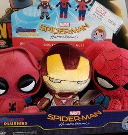 Plush Marvel Spiderman Iron Man Suit