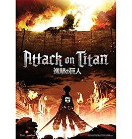 Wall Scroll Attack on Titan Wall