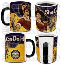 Mug Morphing Wonder Woman