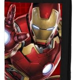 Wallet 3D Marvel Iron Man
