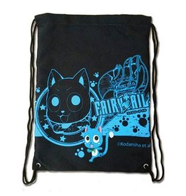 Drawstring Bag Fairy Tail Happy