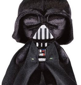 Plush Star Wars Hero Case Darth Vader