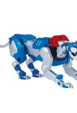 Action Figure Voltron Jump Attack Blue Lion
