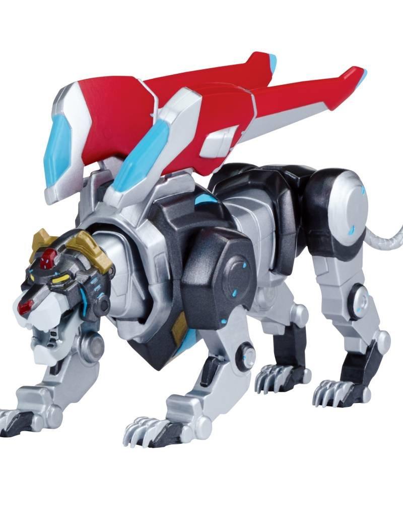 Action Figure Voltron Slashing Black Lion