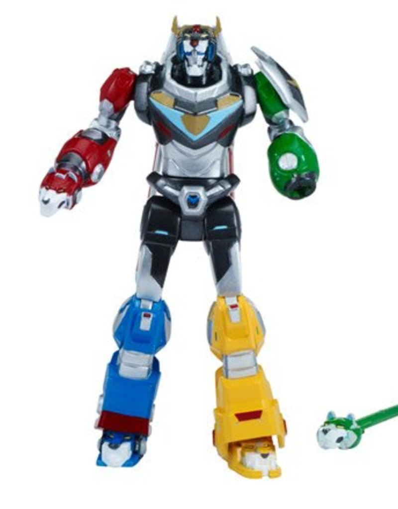 Action Figure Voltron Lion Attack