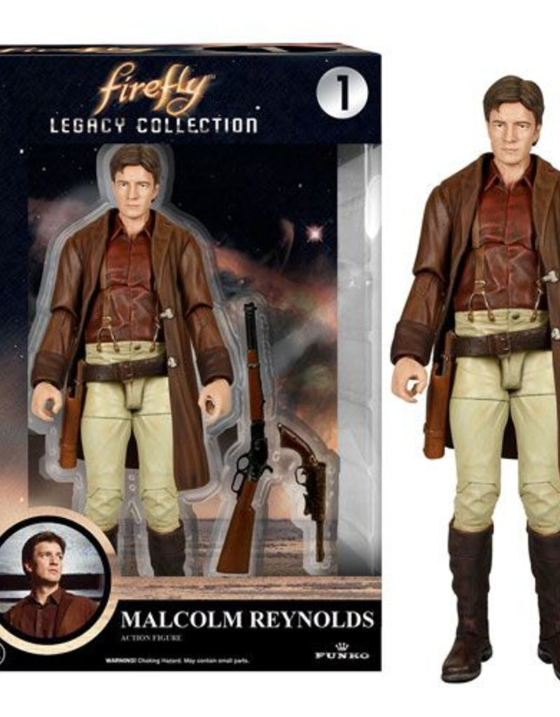 Action Figure Firefly Malcolm Reynolds