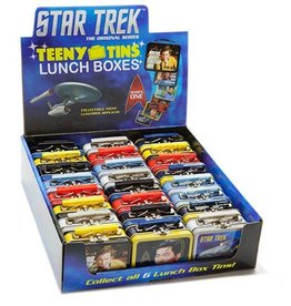 Tin Mini Star Trek TNG