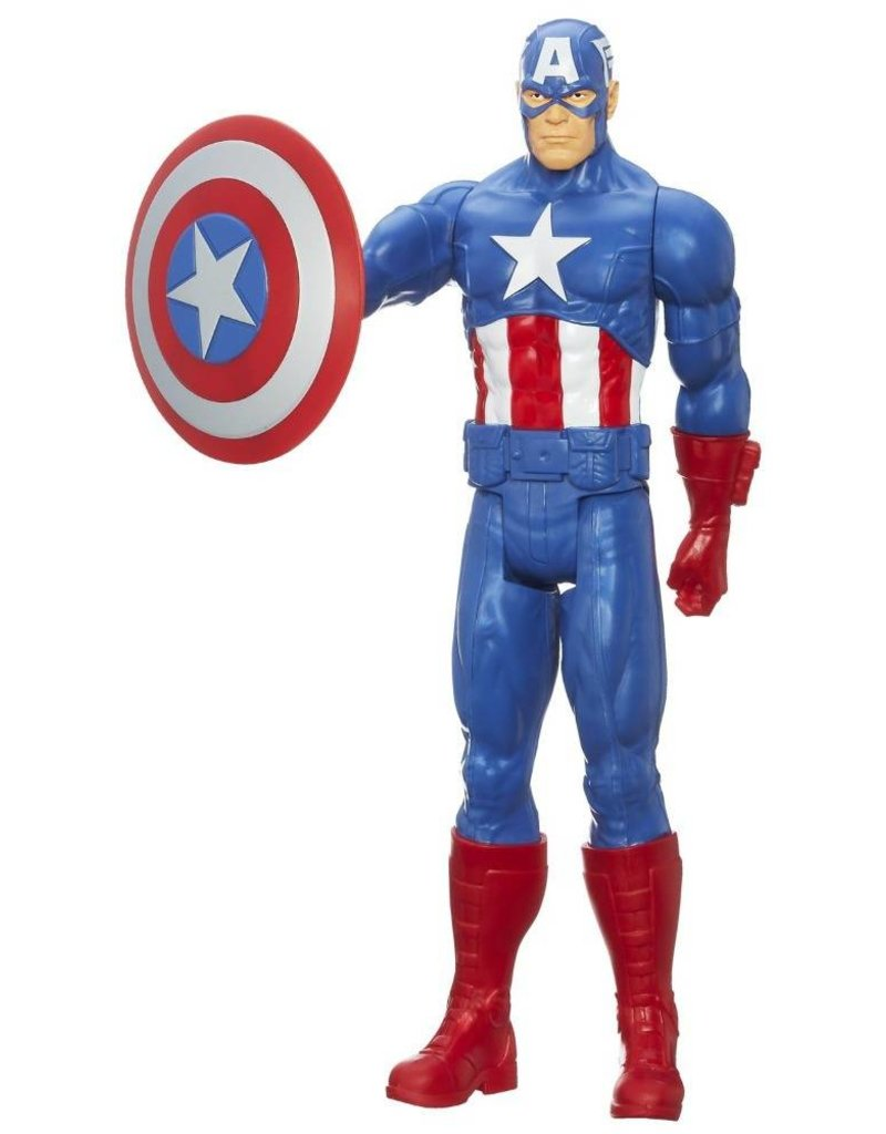 Actoin Figure 12in Capt America