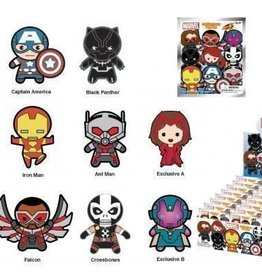 Mini Fig Mys Keychain Marvel