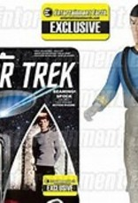 Action Figure Beaming Spock
