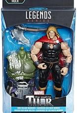 Action Figure Thor Ragnarok Nine Realms Warriors