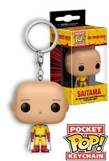 Mini Fig Keychain One Punch Man Saitama