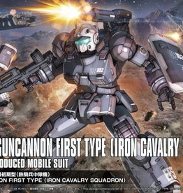 Model Gundam Guncannon 1st Type Iron Cavalry