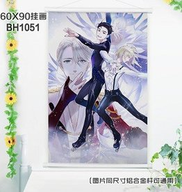 Wall Scroll Yuri on Ice