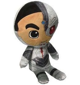 Plush Justice League Cyborg