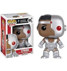 Pop! Justice League Cyborg 95