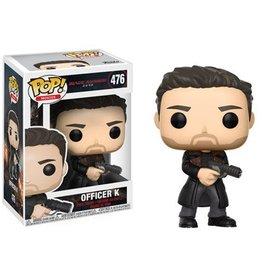 Pop! Officer K