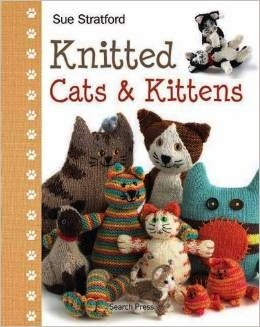 Search Press Knitted Cats and Kittens, Book, Hard back